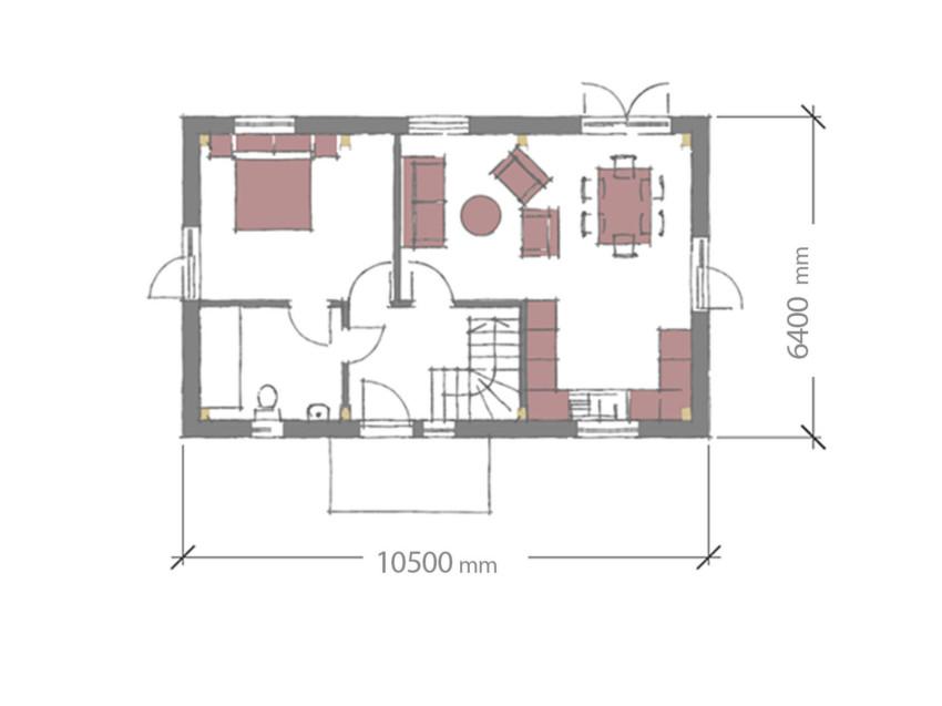 Ryeland Cottage 5