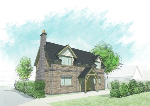 Sapling Cottage 2
